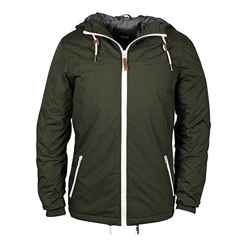 Solid Herren Blouson Jacke Jacket - Spunk Braun (Rosin 3400 Rosin)