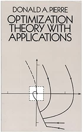 optimization theory with applications dover books on