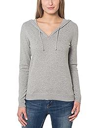 Suchergebnis auf Amazon.de für  strickpullover mit kapuze damen ... 5d6e8616ee