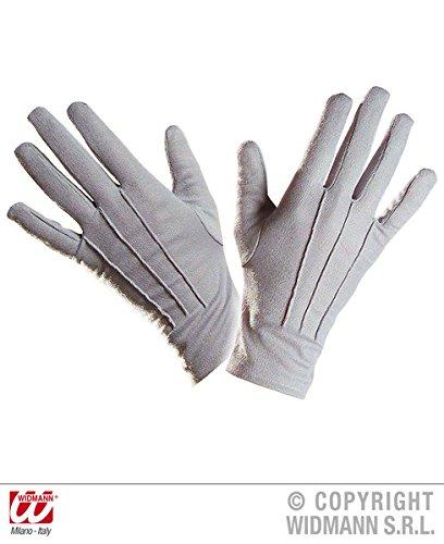 Und Zauberer Assistenten Kostüm - Grau Handschuhe Shorts für 20s 30s 50s Flapper Moll Zauberer Assistent Kostüm Zubehör