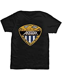 Rockoff Trade Eagle Shield, T-Shirt Homme
