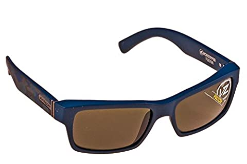 Vonzipper - Lunette de soleil VZSU78KAN9001 Fulton Rectangulaire, Multi-Coloured - Navy Kammo/Grey