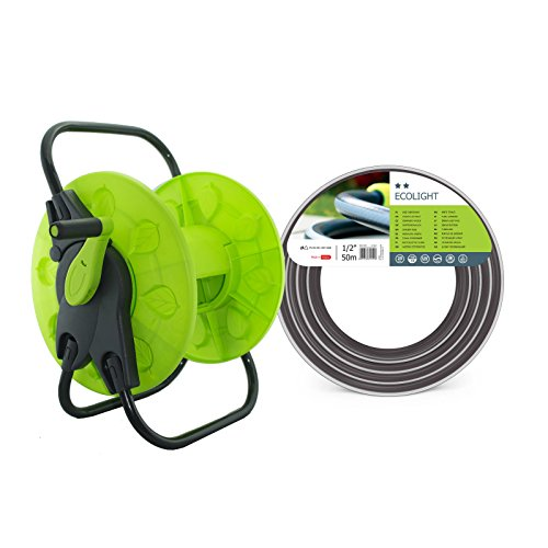 Price comparison product image Generic YanHongUk150730-1524 1yh3850yh G WINDER TUBE WATERING PIPE PE CART STA SET OF 50M HOSE & REEL SET OF 50 CART STANDING LEY GARDE TROLEY GARDEN OSE & REE WINDER TUBE