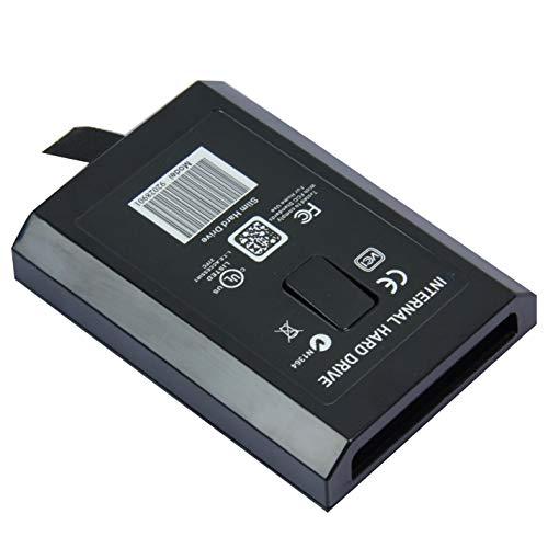 Interne Festplatte für Xbox 360 E Xbox 360 Slim Spielekonsole, 320 GB, 320 GB, tolles Geschenk für Videospiele (Xbox Interne 360 Slim Festplatte)