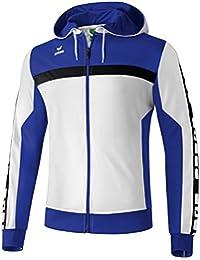 Erima 5-Cubes Veste de sport homme Veste d'entraînement à capuche