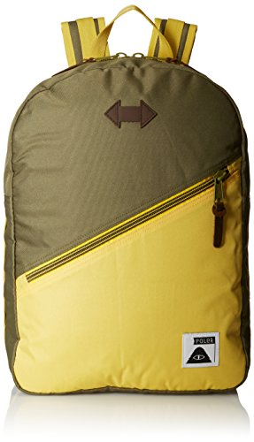 Drifter Poler Stuff Bag, Burnt Orange/True Blue, 50 x 40 x 6 cm, 18 litri, POLBAG_DRI Verde - Mossy/Dandelion