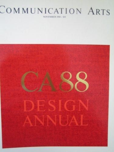 Ca Design Annual (Ca 88 Design Annual/November 1988 (Communication Arts, Vol 30, No 6))