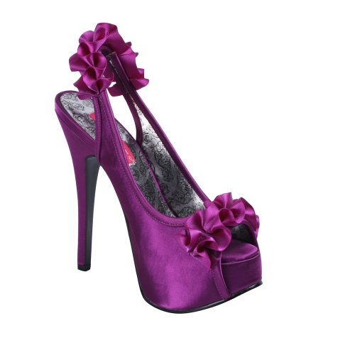 Pleaser Usa Shoes - Teeze-56 Violet