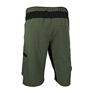 Lixada Outdoor Sport – pantalones transpirables con cremallera, verde
