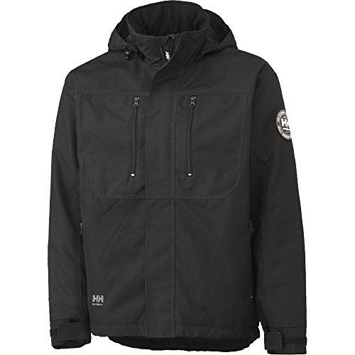Helly Jacket Winterjacke,schwarz,L