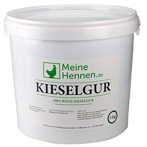 MeineHennen Kieselgur 5 kg/ca. 11 Liter -