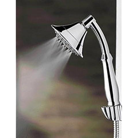 WZL-tre funzioni massaggio maniglia doccia a mano, doccia per idromassaggio, maniglia della doccia abs, cena grande showerhandle