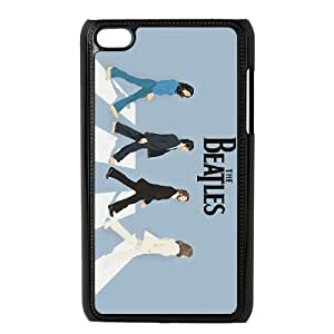 iPod Touch 4 Case Black The Beatles XSO Phone Case Protective Personalized