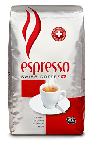 Swiss Coffee Espresso, 1er Pack (1 x 1000 g)
