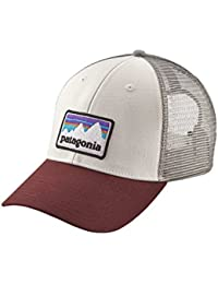 Patagonia 38182WHIALL - Shop sticker patch lopro trucker hat   color: white   talla: all