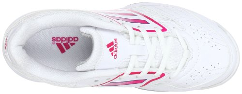 adidas Performance  galaxy arriba II,  Scarpe da tennis donna bianco (Blanc - Weiß (RUNNING WHITE FTW / BLAST PINK F13 / BLAST PINK F13))