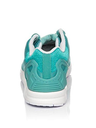adidas  Zx Flux, Baskets pour homme Vert
