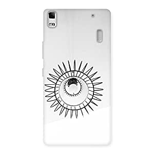 Neo World Abstract Design Back Case Cover for Lenovo K3 Note