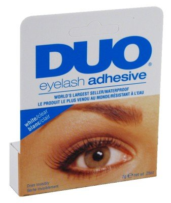 DUO Wimpernkleber weiss / transparent 7g das Original DUO Lash Adhesive clear - Duo Lash