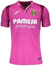 Joma 2018-2019 Villarreal Away Football Shirt