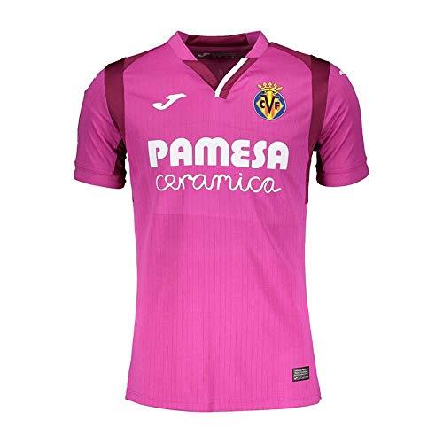 Joma - Villarreal 2ª Camiseta 18/19 Color: Rosado Talla: L