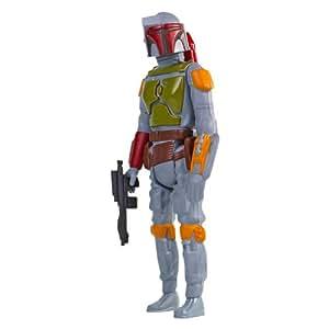 "[Retro] 12 inches Kenner action figure ""Star Wars"" Boba Fett (japan import)"