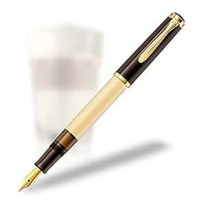 PELIKAN m200 classic stylo plume-café crème plume sPECIAL eDITION m **