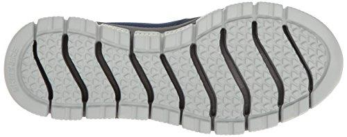 Skechers Skech Flex 2.0 52618 Navy NVGY Memory Foam Laufschuhe Navy / Grey