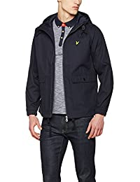Lyle & Scott Men's Zip Through Long Sleeve Hoodie