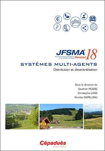 JFSMA 2018. Distribution et décentralisation par Collectif JFSMA