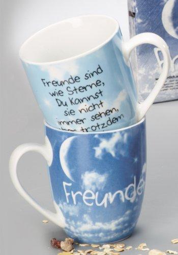Preisvergleich Produktbild Kaffeebecher KA-BECHER 250ML FREUNDE PORZ 950603