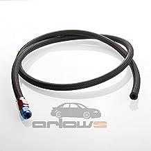 Webkaufhaus24 Stahl Flex Benzin Schlauch f/ür Opel 16/V Turbo v6/2.0//2,5//Turbo C20/X E C20LET C20/X EV V6/2,5/Liter und 3/Liter