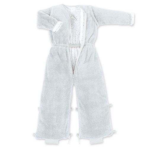 Bemini 199BMINI90SF Schlafsack, 18-36 months, SOFTY plus jersey BMINI 90 plum, grau -