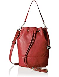 Diana Korr Women's Shoulder Bag (Red) (DK12HRED)