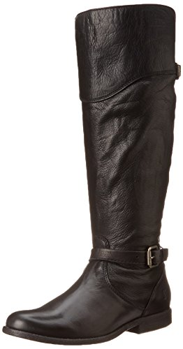 FRYE Womens Phillip Riding Boot,BLACK EXTENDED,5.5 M US BLACK EXTENDED-76844