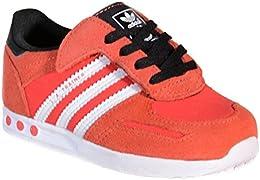 scarpe adidas la trainer rosse