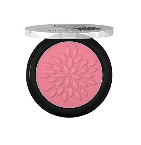 lavera Rouge poudre - So Fresh Mineral Rouge Powder Pink Harmony 04 - donne une teinte fraîche - Cosmétiques naturels - Make up - Ingrédients végétaux bio - 100% Naturel Maquillage (4,5 g)