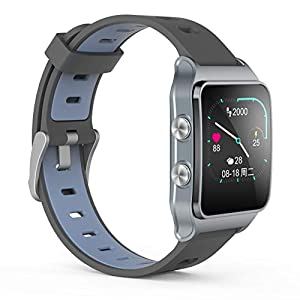 Leotec Smartwatch GPS Swim Swolf Gris 1