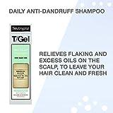Neutrogena T/Gel Anti-Dandruff Shampoo for Oily Scalp, 250 ml