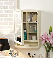 Parasnath Pride Mirror Cabinet with large storage capacity has been manufactured by Karma Steel Co. It is Heavy Duty and robust. It has a mirror which works a lid as well.It is similar to New look mirror cabinet except that it has no open shelf and i...
