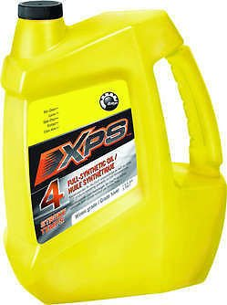 Ski-Doo, Can-Am, Sea-Doo XPS 4 Stroke All Climate Engine Oil Gallon ATV,PWC,Snow 293600115 by Ski-Doo