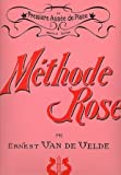 m?thode rose 1?re ann?e version traditionnelle