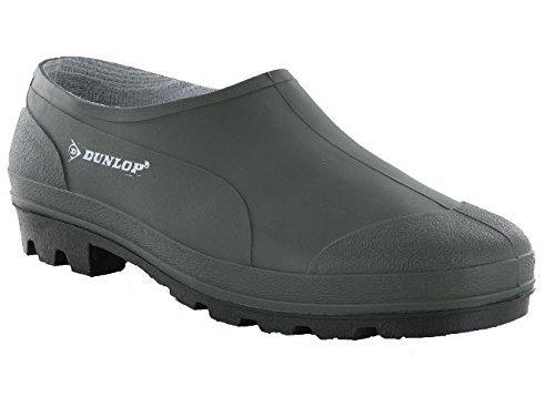Dunlop - Zuecos unisex
