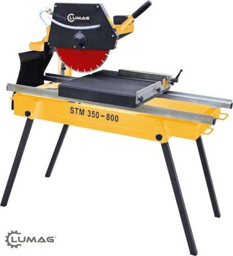 Preisvergleich Produktbild LUMAG Steintrennmaschine STM 350-800