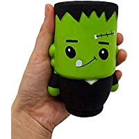 YOYOGO Juguetes Squishy Kawaii Halloween Wizard Doll Squishies Perfumados Slow Rising Kids Toys Stress Relief Toy