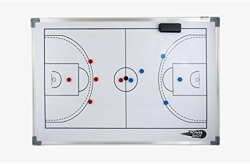 POWERSHOT® Tattica Board Basketball (60x 90cm) cm) cm) B018EH6BY4 Parent | Qualità primaria  | New Style  | Servizio durevole  | A Primo Posto Tra Prodotti Simili  52fc4d