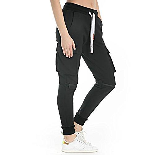 Extreme Pop - Pantalon de sport - Femme Noir