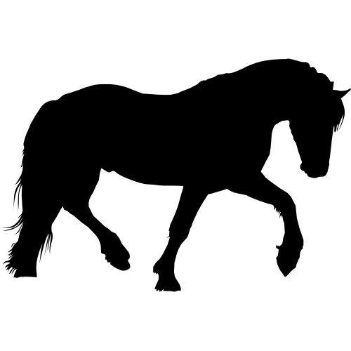 ThatVinylPlace 20 cm Höhe von 20 cm Max Black Horse Aufkleber, Vinyl, Aufkleber, Auto, Boot, Jokey, Pony, Pferd, Tattoo, Auto Aufkleber, Auto-Aufkleber, Wandaufkleber, Tür, Fenster, Terrasse, Schlafzimmer, Gästezimmer, Küche _0002 (Vinyl-terrasse)