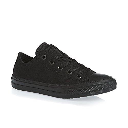 converse YOUTH CTAS II OX Black/Black/Black