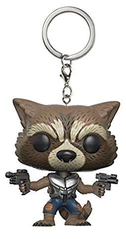 Rocket Ship - Porte-Clés Pocket Pop ! Keychain - Marvel